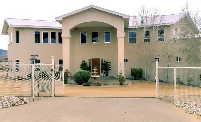 11500 Modesto Avenue NE, Albuquerque, NM 87122 (MLS #964921) :: The Buchman Group