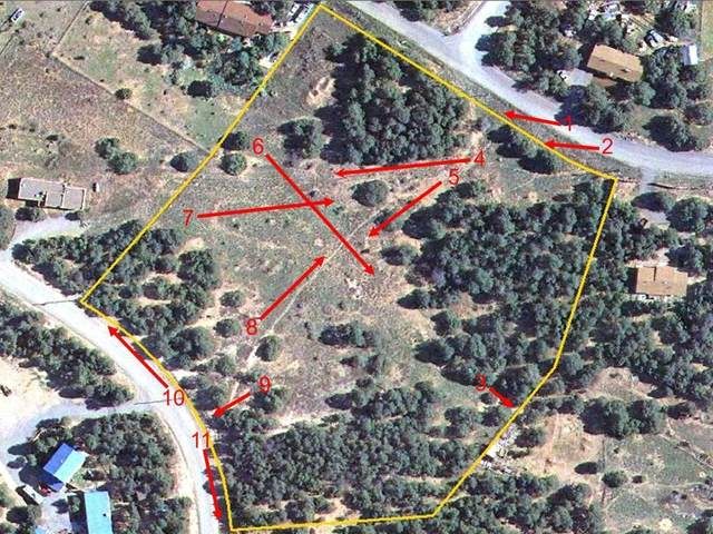 Eastgate Road, Tijeras, NM 87059 (MLS #964946) :: Campbell & Campbell Real Estate Services