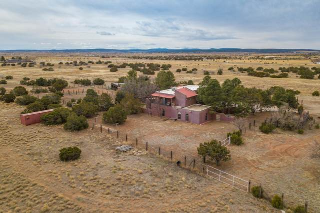 722 Nm-344, Edgewood, NM 87015 (MLS #964957) :: Campbell & Campbell Real Estate Services