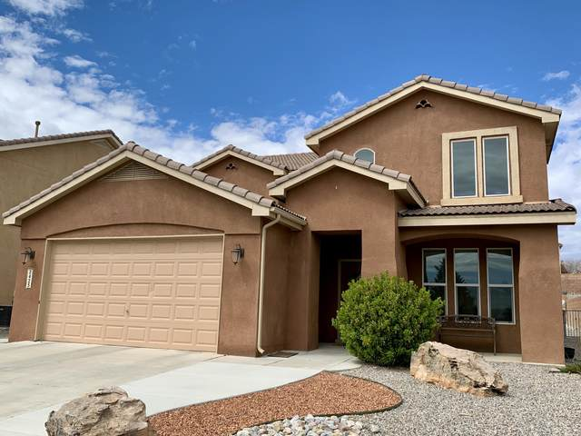 2425 Camino Seville SE, Rio Rancho, NM 87124 (MLS #965015) :: Campbell & Campbell Real Estate Services