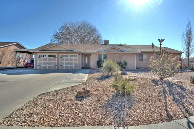 6500 Agate Lane NW, Albuquerque, NM 87120 (MLS #965040) :: Campbell & Campbell Real Estate Services