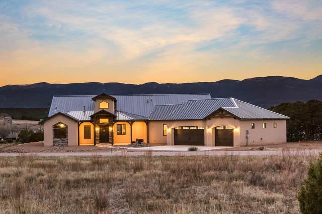 9 Jellison Court, Sandia Park, NM 87047 (MLS #965042) :: Campbell & Campbell Real Estate Services