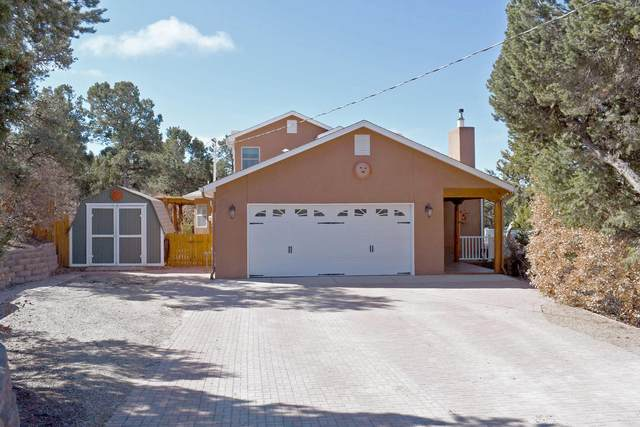 2 Calle Alta, Tijeras, NM 87059 (MLS #965067) :: Sandi Pressley Team