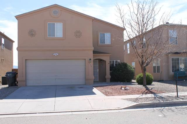 8332 Bluffs Edge Street NW, Albuquerque, NM 87120 (MLS #965083) :: Campbell & Campbell Real Estate Services