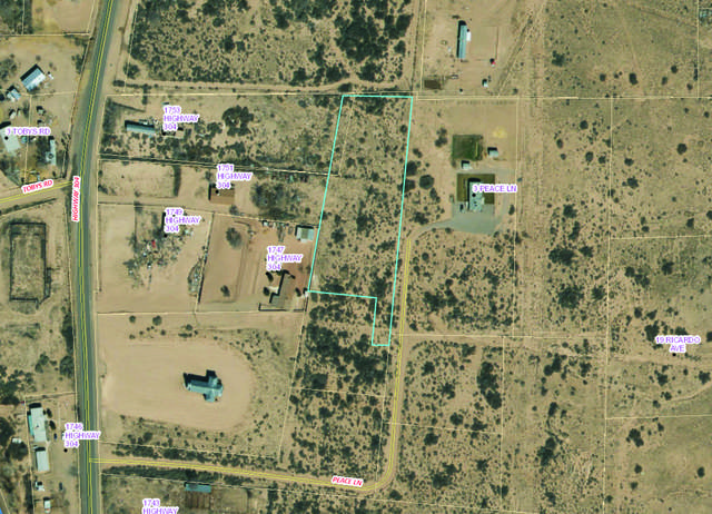 1A Peace Lane, Belen, NM 87002 (MLS #965086) :: Sandi Pressley Team