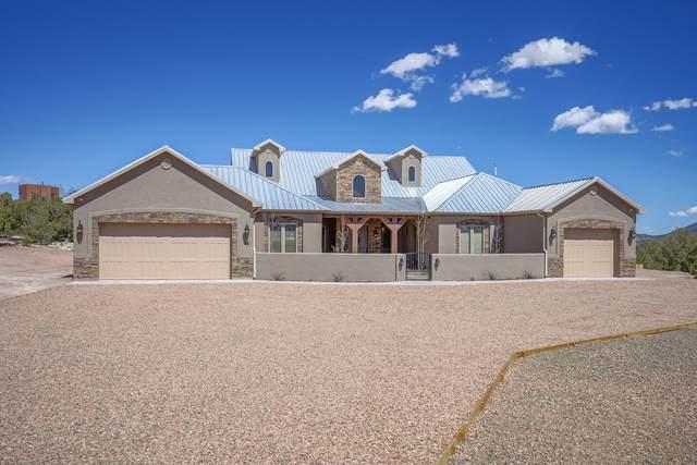 14 Raindance Road, Sandia Park, NM 87047 (MLS #965185) :: Campbell & Campbell Real Estate Services