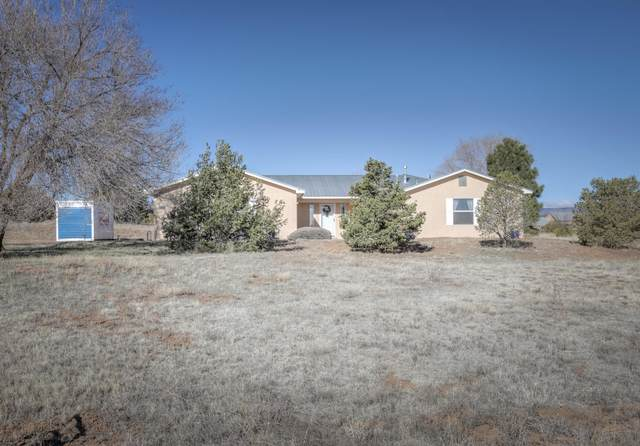 7 Tierra Del Sol Road, Edgewood, NM 87015 (MLS #965252) :: Campbell & Campbell Real Estate Services