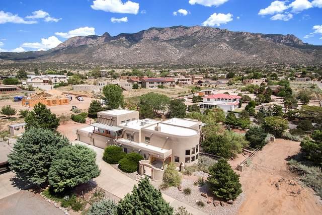 12401 Oakland Avenue NE, Albuquerque, NM 87122 (MLS #965282) :: The Buchman Group