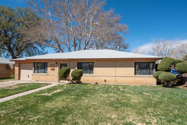 2115 Hendola Drive NE, Albuquerque, NM 87110 (MLS #965335) :: Sandi Pressley Team