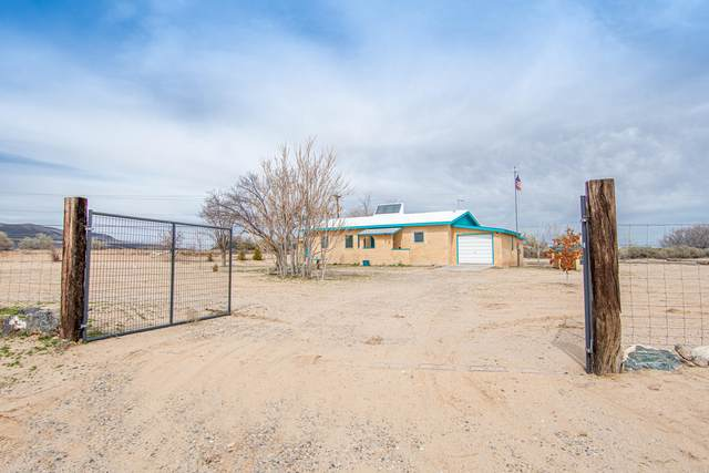 1652 Jeannie Drive, Los Lunas, NM 87031 (MLS #965342) :: Campbell & Campbell Real Estate Services