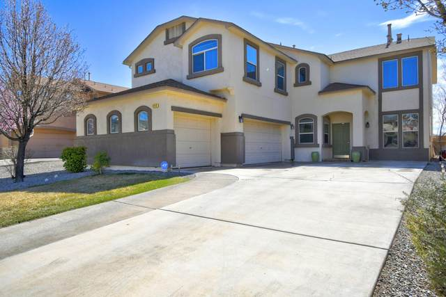 1212 Sidewinder Road NE, Rio Rancho, NM 87144 (MLS #965348) :: Campbell & Campbell Real Estate Services