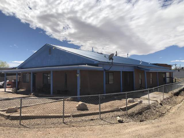 1125 Gabaldon Place, Belen, NM 87002 (MLS #965356) :: Sandi Pressley Team