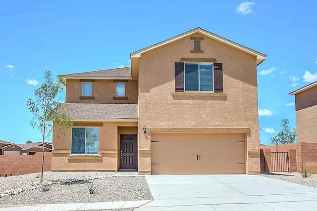 10015 Sacate Blanco Avenue SW, Albuquerque, NM 87121 (MLS #965373) :: The Buchman Group