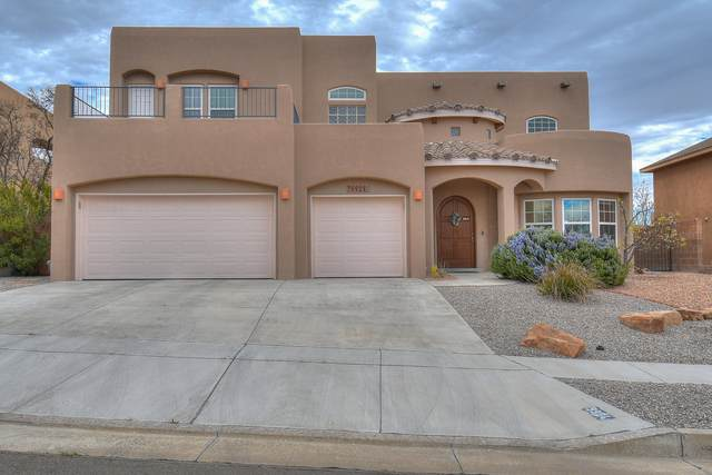 9924 Cardinal Street NW, Albuquerque, NM 87114 (MLS #965399) :: Sandi Pressley Team