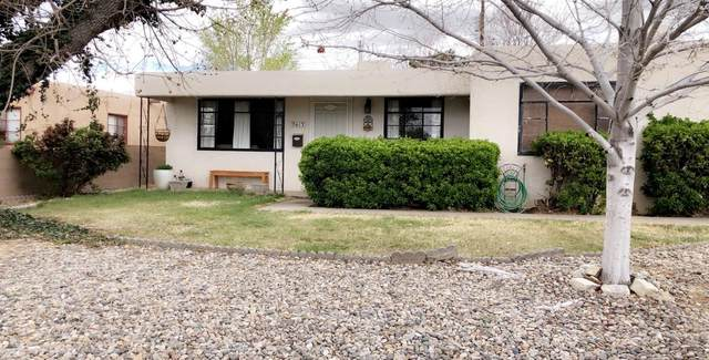 9613 Snowheights Boulevard NE, Albuquerque, NM 87112 (MLS #965402) :: Campbell & Campbell Real Estate Services
