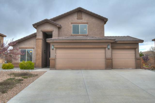 9019 Old Mill Street NW, Albuquerque, NM 87114 (MLS #965405) :: Campbell & Campbell Real Estate Services