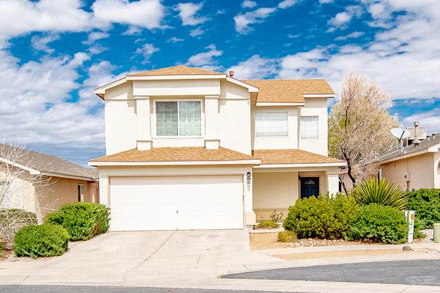 6303 Dante Lane NW, Albuquerque, NM 87114 (MLS #965411) :: Campbell & Campbell Real Estate Services