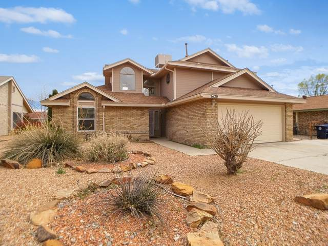 6120 Thicket Street NW, Albuquerque, NM 87120 (MLS #965412) :: Campbell & Campbell Real Estate Services