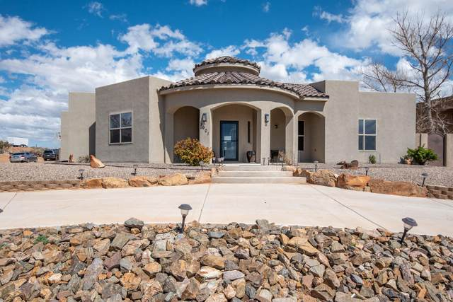 5901 Rio Arriba Road NE, Rio Rancho, NM 87144 (MLS #965418) :: Campbell & Campbell Real Estate Services