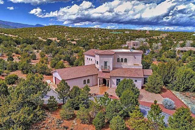 44 Kiva Loop, Sandia Park, NM 87047 (MLS #965419) :: Sandi Pressley Team