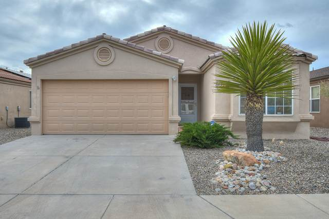 8112 Bluffs Edge Place NW, Albuquerque, NM 87120 (MLS #965421) :: Campbell & Campbell Real Estate Services