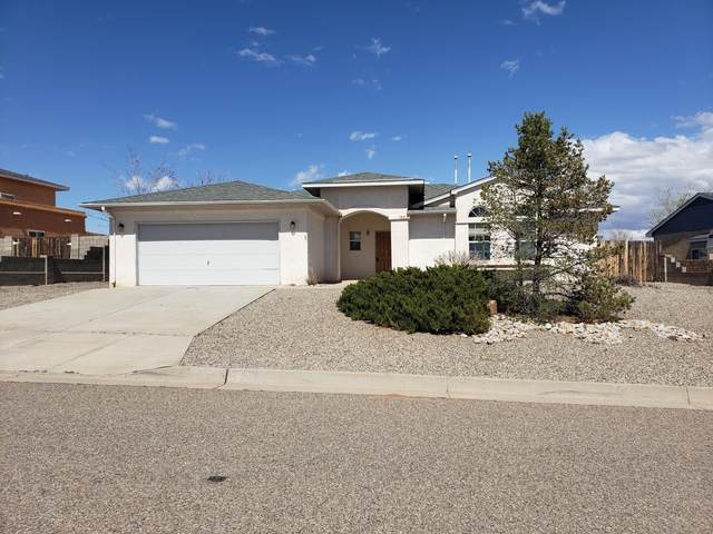 7313 Donet Drive NE, Rio Rancho, NM 87144 (MLS #965447) :: Campbell & Campbell Real Estate Services