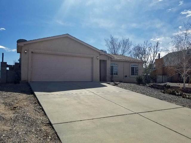 8 Alamosa Loop, Los Lunas, NM 87031 (MLS #965456) :: Campbell & Campbell Real Estate Services