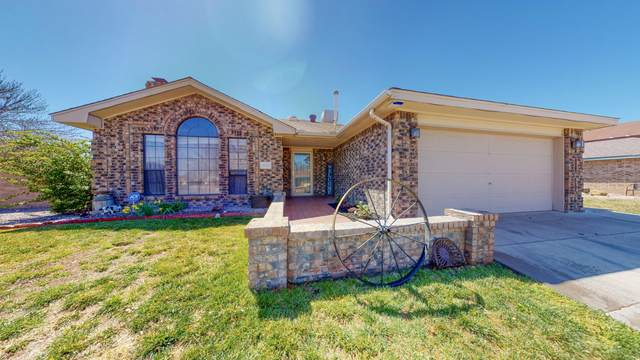 4600 Firewheel Rd. Road NW, Albuquerque, NM 87120 (MLS #965464) :: The Bigelow Team / Red Fox Realty