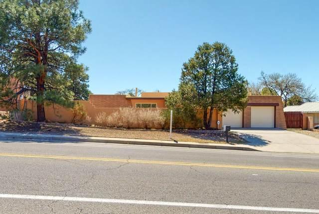 8524 Osuna Road NE, Albuquerque, NM 87111 (MLS #965465) :: Campbell & Campbell Real Estate Services