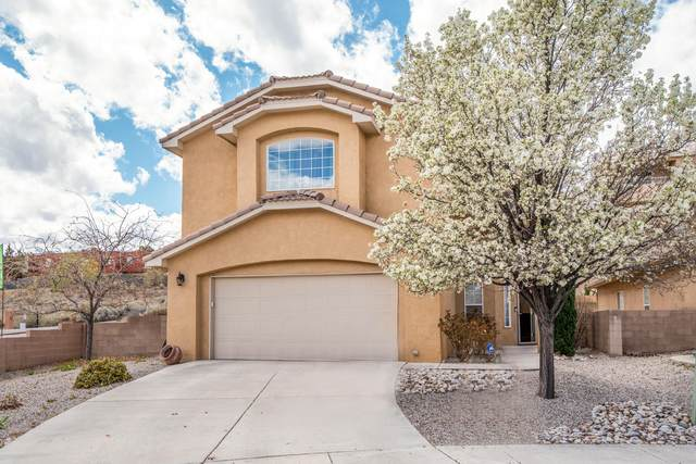 5500 Mansfield Place NW, Albuquerque, NM 87114 (MLS #965468) :: Sandi Pressley Team