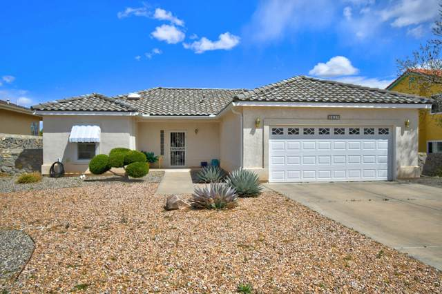 2829 Mesa Road SE, Rio Rancho, NM 87124 (MLS #965473) :: Campbell & Campbell Real Estate Services