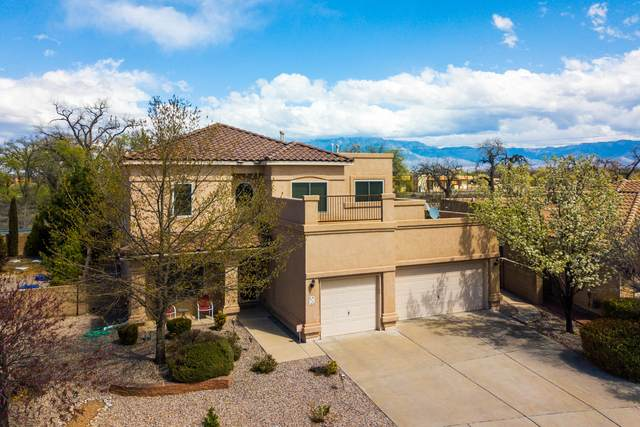6628 Santo Lina Trail NW, Albuquerque, NM 87120 (MLS #965476) :: Campbell & Campbell Real Estate Services