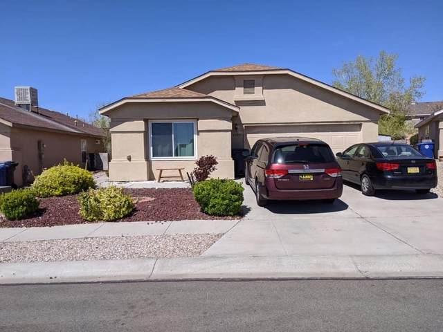 6209 Thais Street NW, Albuquerque, NM 87114 (MLS #965482) :: Sandi Pressley Team