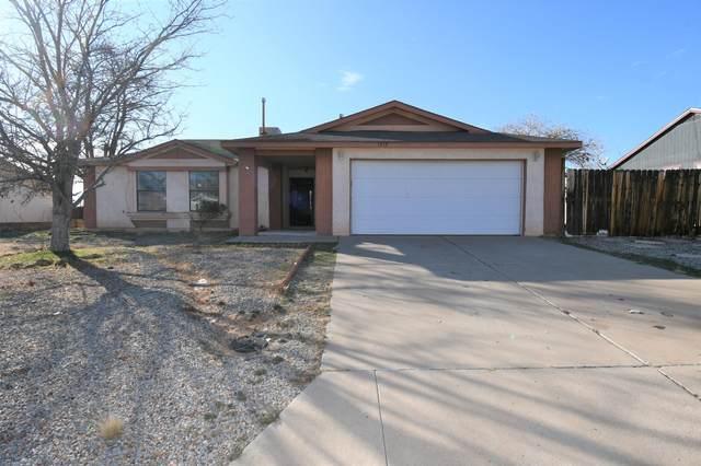 1717 Powder River Drive NE, Rio Rancho, NM 87144 (MLS #965485) :: Campbell & Campbell Real Estate Services