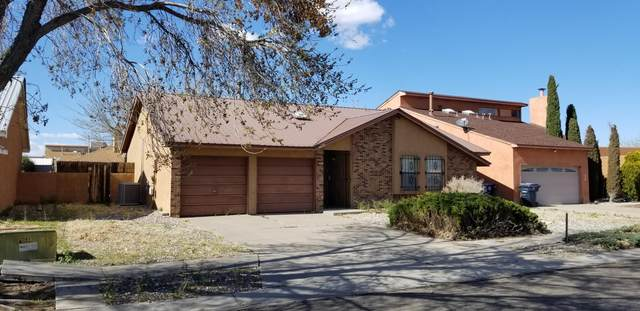 5609 Wingate Avenue NW, Albuquerque, NM 87120 (MLS #965488) :: The Bigelow Team / Red Fox Realty
