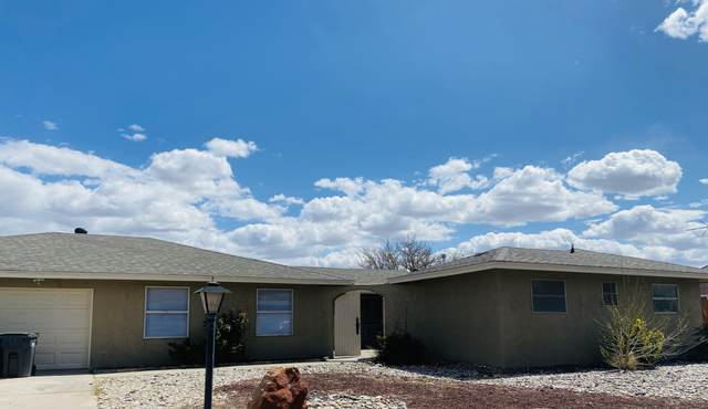 600 Rincon De Romos Drive SE, Rio Rancho, NM 87124 (MLS #965492) :: Campbell & Campbell Real Estate Services