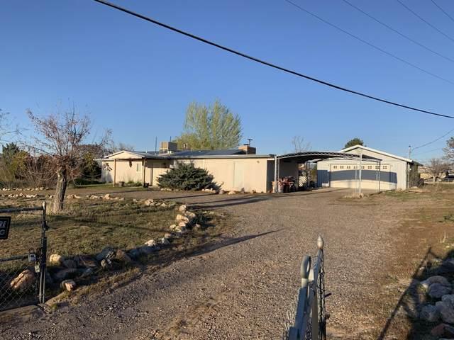 110 Horner Street, Belen, NM 87002 (MLS #965509) :: Campbell & Campbell Real Estate Services