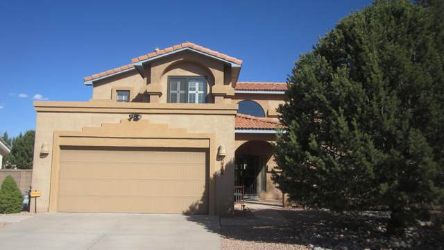 2108 Corte De Caballo NW, Albuquerque, NM 87121 (MLS #965533) :: Sandi Pressley Team