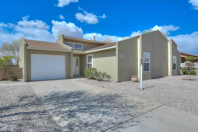 105 Lynwood Drive SE, Rio Rancho, NM 87124 (MLS #965535) :: Campbell & Campbell Real Estate Services