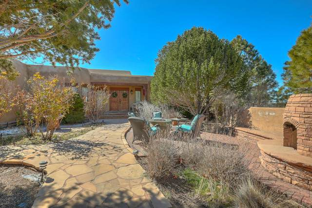 10800 Carmel Avenue NE, Albuquerque, NM 87122 (MLS #965536) :: Campbell & Campbell Real Estate Services