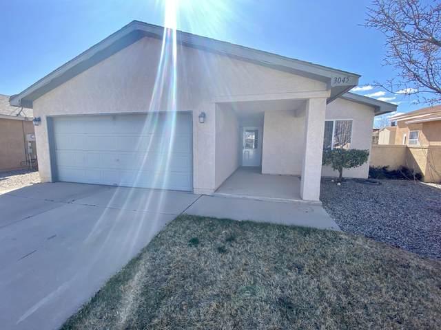 3045 Mason Meadows Drive NE, Rio Rancho, NM 87144 (MLS #965537) :: Campbell & Campbell Real Estate Services