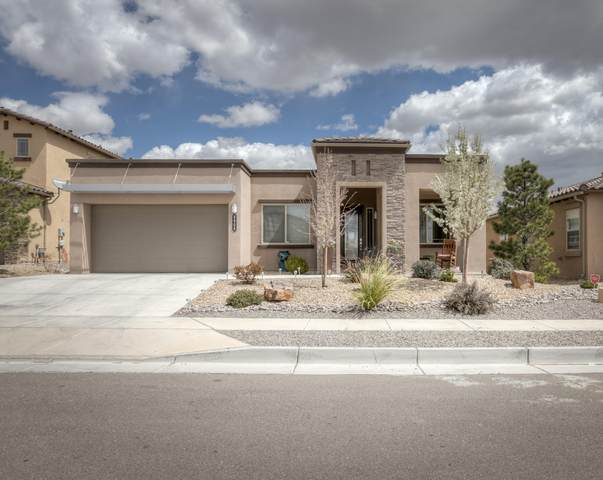 8908 Sunhorn Place NW, Albuquerque, NM 87114 (MLS #965538) :: Campbell & Campbell Real Estate Services