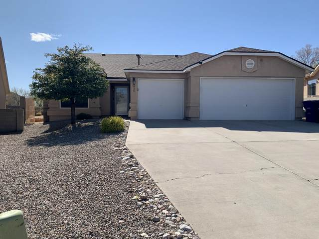 6020 Maddux Place NW, Albuquerque, NM 87114 (MLS #965541) :: Campbell & Campbell Real Estate Services