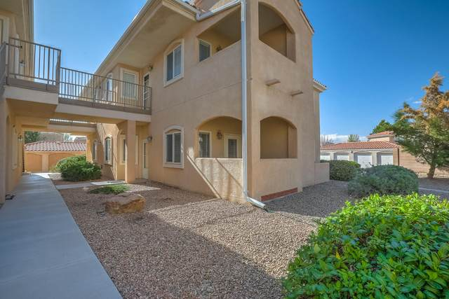 6800 Vista Del Norte Road NE #611, Albuquerque, NM 87113 (MLS #965542) :: Campbell & Campbell Real Estate Services