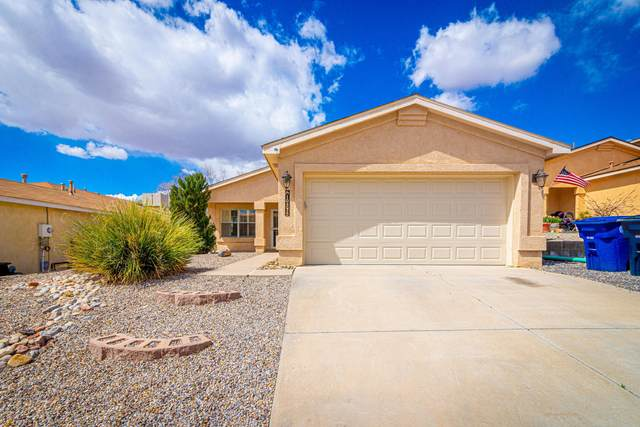 10535 Monte Rosso Place NW, Albuquerque, NM 87114 (MLS #965546) :: Campbell & Campbell Real Estate Services