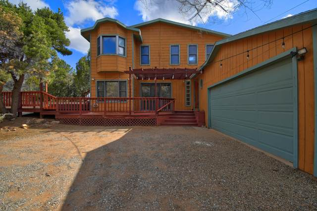 52 Camino Alto, Sandia Park, NM 87047 (MLS #965576) :: Sandi Pressley Team