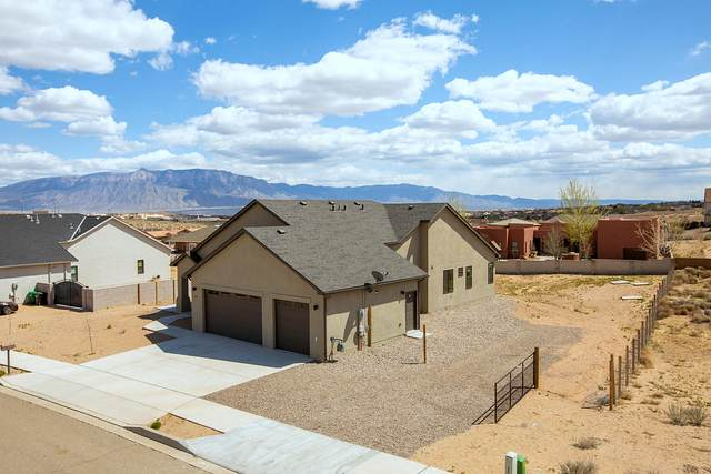2514 Istle Street NE, Rio Rancho, NM 87124 (MLS #965583) :: Campbell & Campbell Real Estate Services