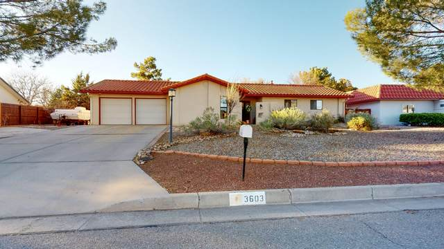 3603 Oakmount Drive SE, Rio Rancho, NM 87124 (MLS #965587) :: Campbell & Campbell Real Estate Services