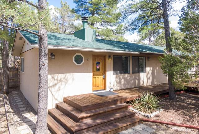 4 Camino Del Sur, Tijeras, NM 87059 (MLS #965588) :: Sandi Pressley Team