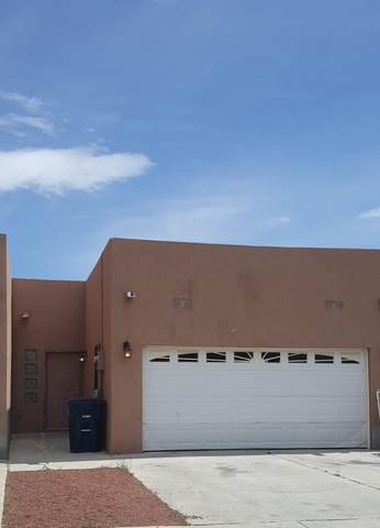 5211 Valle Vista Drive NW, Albuquerque, NM 87120 (MLS #965599) :: The Bigelow Team / Red Fox Realty